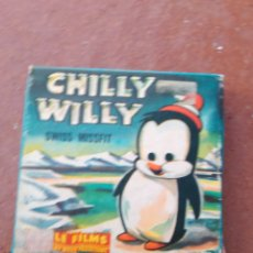 Cine: PELICULA SUPER 8 CASTLE FILM CHILLY WILLY Nº 549 60M. Lote 116777998