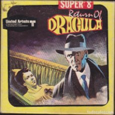 Cine: PELICULA SUPER 8 MM RETURN OF DRACULA. Lote 118165239