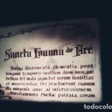 Cine: JUANA DE ARCO (1948 / INGRID BERGMAN / 700 M / AGFA). Lote 118513183