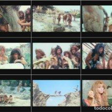 Cine: CUANDO LAS MUJERES TENÍAN COLA (1970 / COMEDIA - PREHISTORIA / COLOR PERFECTO). Lote 118515779