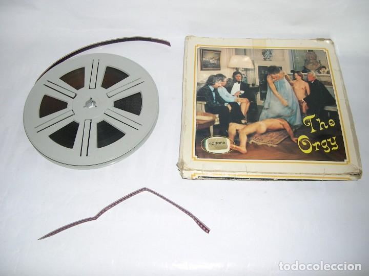 THE ORGY (Cine - Películas - Super 8 mm)