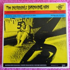 Cine: THE INCREDIBLE SHRINKING MAN UNIVERSAL 8 FILMS 4001 SUPER 8 EL INCREIBLE HOMBRE MENGUANTE. Lote 118537847