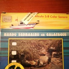 Cine: PELICULA SUPER 8 COLOR SONORA. Lote 118754051