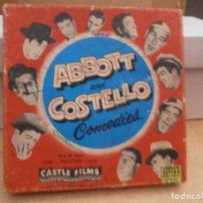 Cine: SUPER 8 - PELICULA ABBOTT AND COSTELLO COMEDIES. Lote 119351019