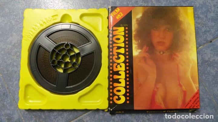 PELÍCULA ADULTOS SUPER 8 MM SECOND DATE # 82 , RETRO VINTAGE FILM (Cine - Películas - Super 8 mm)
