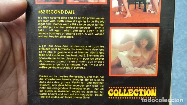 Cine: PELÍCULA ADULTOS SUPER 8 MM SECOND DATE # 82 , RETRO VINTAGE FILM - Foto 54 - 120714999