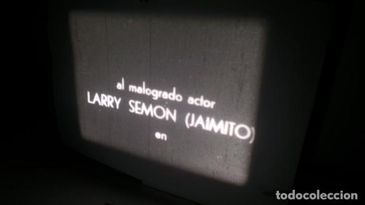 Cine: JAIMITO-CAMARADAS A BORDO(LARRY SEMON)PELÍCULA-SUPER 8 MM-RETRO-VINTAGE FILM - Foto 2 - 120716671