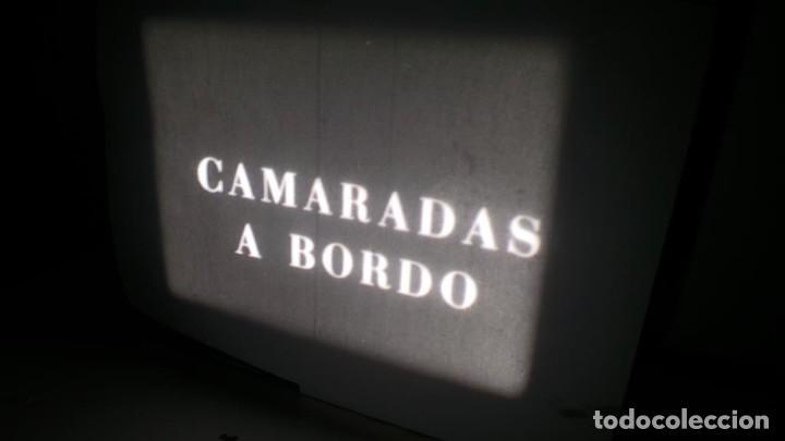 Cine: JAIMITO-CAMARADAS A BORDO(LARRY SEMON)PELÍCULA-SUPER 8 MM-RETRO-VINTAGE FILM - Foto 3 - 120716671