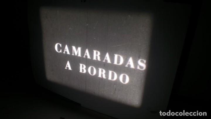 Cine: JAIMITO-CAMARADAS A BORDO(LARRY SEMON)PELÍCULA-SUPER 8 MM-RETRO-VINTAGE FILM - Foto 4 - 120716671