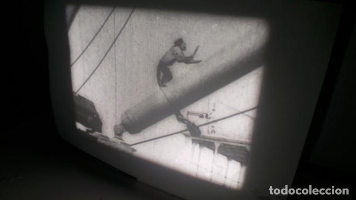 Cine: JAIMITO-CAMARADAS A BORDO(LARRY SEMON)PELÍCULA-SUPER 8 MM-RETRO-VINTAGE FILM - Foto 22 - 120716671