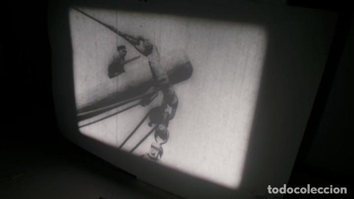 Cine: JAIMITO-CAMARADAS A BORDO(LARRY SEMON)PELÍCULA-SUPER 8 MM-RETRO-VINTAGE FILM - Foto 23 - 120716671
