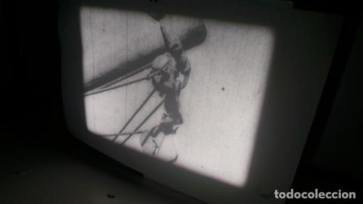 Cine: JAIMITO-CAMARADAS A BORDO(LARRY SEMON)PELÍCULA-SUPER 8 MM-RETRO-VINTAGE FILM - Foto 24 - 120716671