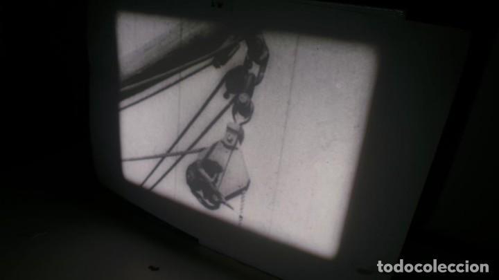 Cine: JAIMITO-CAMARADAS A BORDO(LARRY SEMON)PELÍCULA-SUPER 8 MM-RETRO-VINTAGE FILM - Foto 25 - 120716671