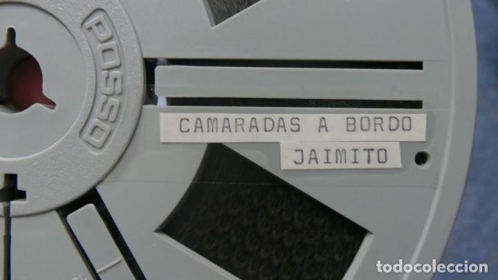 Cine: JAIMITO-CAMARADAS A BORDO(LARRY SEMON)PELÍCULA-SUPER 8 MM-RETRO-VINTAGE FILM - Foto 77 - 120716671