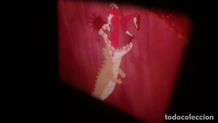 Cine: PETER PAN SE ENFRENTA AL CAPITAN GARFIO PELÍCULA-SUPER 8 MM-WALT DISNEY RETRO VINTAGE FILM - Foto 27 - 122165179