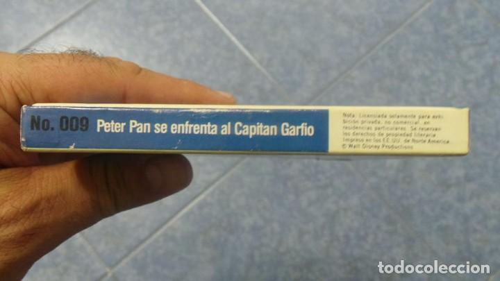 Cine: PETER PAN SE ENFRENTA AL CAPITAN GARFIO PELÍCULA-SUPER 8 MM-WALT DISNEY RETRO VINTAGE FILM - Foto 50 - 122165179