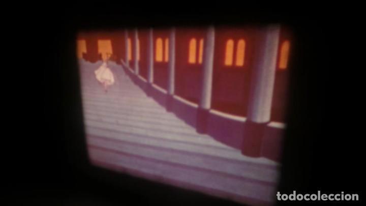 Cine: BOBINA TRES-CORTOMETRAJES CUENTOS-DIBUJOS ANIMADOS SUPER 8 MM VINTAGE FILM Nº 6 - Foto 9 - 129327479