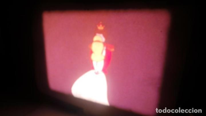Cine: BOBINA TRES-CORTOMETRAJES CUENTOS-DIBUJOS ANIMADOS SUPER 8 MM VINTAGE FILM Nº 6 - Foto 12 - 129327479