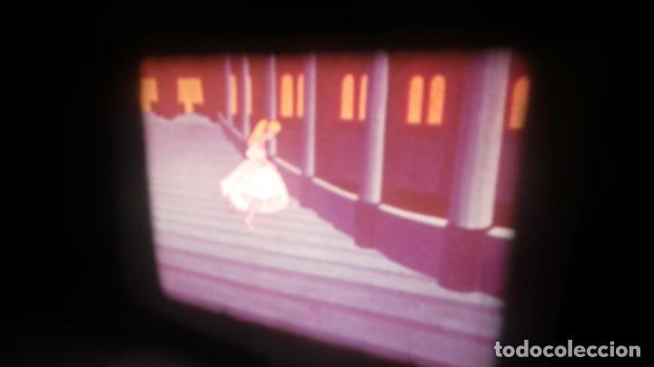 Cine: BOBINA TRES-CORTOMETRAJES CUENTOS-DIBUJOS ANIMADOS SUPER 8 MM VINTAGE FILM Nº 6 - Foto 13 - 129327479