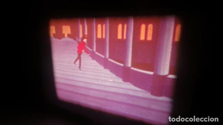 Cine: BOBINA TRES-CORTOMETRAJES CUENTOS-DIBUJOS ANIMADOS SUPER 8 MM VINTAGE FILM Nº 6 - Foto 14 - 129327479