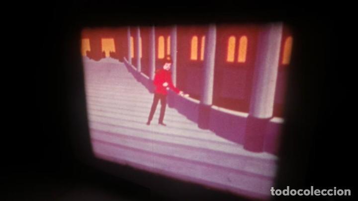 Cine: BOBINA TRES-CORTOMETRAJES CUENTOS-DIBUJOS ANIMADOS SUPER 8 MM VINTAGE FILM Nº 6 - Foto 15 - 129327479