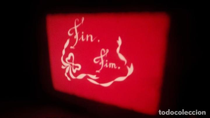 Cine: BOBINA TRES-CORTOMETRAJES CUENTOS-DIBUJOS ANIMADOS SUPER 8 MM VINTAGE FILM Nº 6 - Foto 19 - 129327479