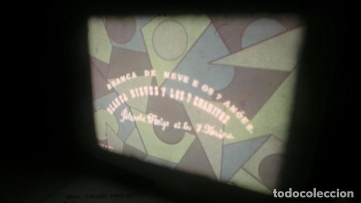 Cine: BOBINA TRES-CORTOMETRAJES CUENTOS-DIBUJOS ANIMADOS SUPER 8 MM VINTAGE FILM Nº 6 - Foto 21 - 129327479