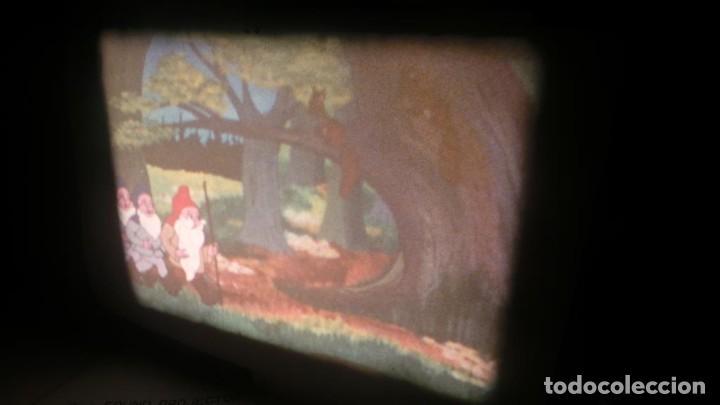 Cine: BOBINA TRES-CORTOMETRAJES CUENTOS-DIBUJOS ANIMADOS SUPER 8 MM VINTAGE FILM Nº 6 - Foto 30 - 129327479