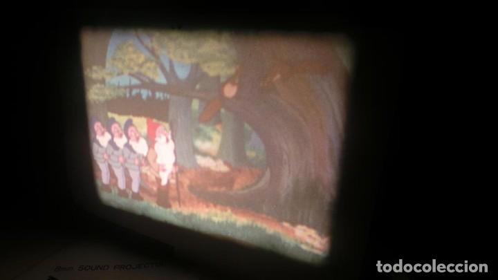 Cine: BOBINA TRES-CORTOMETRAJES CUENTOS-DIBUJOS ANIMADOS SUPER 8 MM VINTAGE FILM Nº 6 - Foto 31 - 129327479