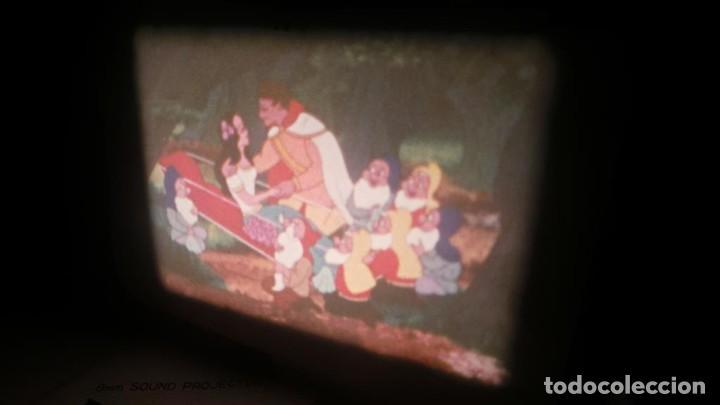 Cine: BOBINA TRES-CORTOMETRAJES CUENTOS-DIBUJOS ANIMADOS SUPER 8 MM VINTAGE FILM Nº 6 - Foto 35 - 129327479