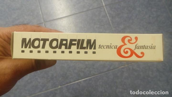 Cine: SPAZIALE–MOTORFILM-FILM SUPER 8 SOUND ORIGINAL,CORTOMETRAJE SUPER 8 MM VINTAGE FILM Nº 12 - Foto 15 - 129327603