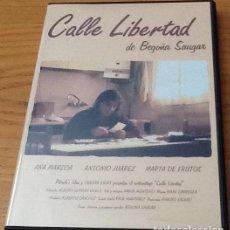 Cine: CALLE LIBERTAD. DVD. BEGOÑA SAUGAR. CORTOMETRAJE. DURACIÓN: 20 MINUTOS. Lote 130836312