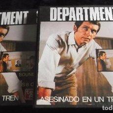 Cine: DEPARTAMENTO S (ASESINADO EN UN TREN). Lote 131932442