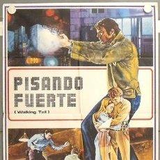 Cine: PISANDO FUERTE ( 1973) - LARGOMETRAJE SUPER 8 MM EN BOBINA 700M. Lote 134994026