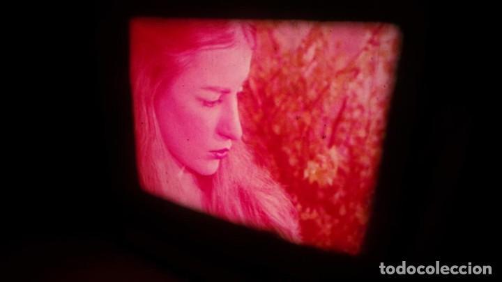 Cine: SUPER 8 MM # 70 RETRO VINTAGE FILM ADULT MOVIE SWEDISH GIRLS ,SUPER 8 ,COLOR , MUDO - Foto 4 - 135074418