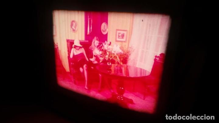 Cine: SUPER 8 MM # 70 RETRO VINTAGE FILM ADULT MOVIE SWEDISH GIRLS ,SUPER 8 ,COLOR , MUDO - Foto 6 - 135074418