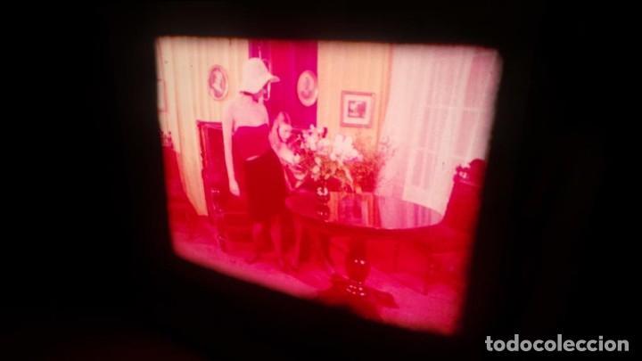 Cine: SUPER 8 MM # 70 RETRO VINTAGE FILM ADULT MOVIE SWEDISH GIRLS ,SUPER 8 ,COLOR , MUDO - Foto 7 - 135074418