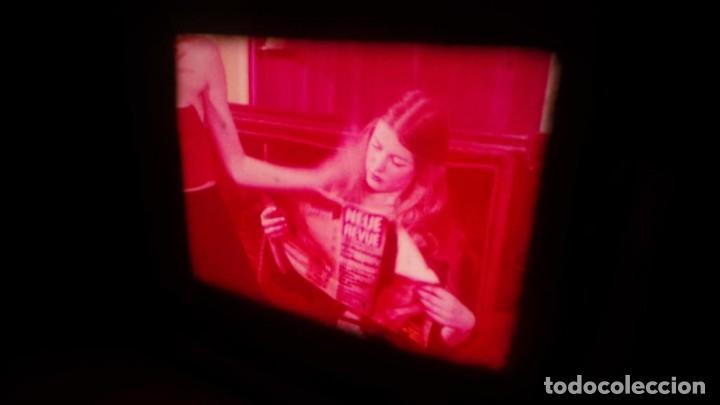 Cine: SUPER 8 MM # 70 RETRO VINTAGE FILM ADULT MOVIE SWEDISH GIRLS ,SUPER 8 ,COLOR , MUDO - Foto 8 - 135074418