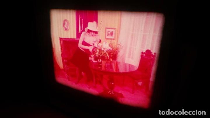 Cine: SUPER 8 MM # 70 RETRO VINTAGE FILM ADULT MOVIE SWEDISH GIRLS ,SUPER 8 ,COLOR , MUDO - Foto 9 - 135074418