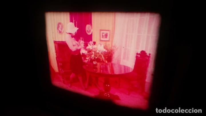 Cine: SUPER 8 MM # 70 RETRO VINTAGE FILM ADULT MOVIE SWEDISH GIRLS ,SUPER 8 ,COLOR , MUDO - Foto 10 - 135074418