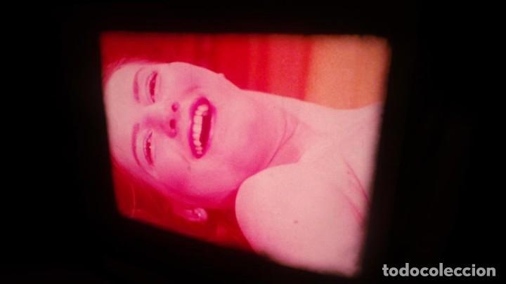 Cine: SUPER 8 MM # 70 RETRO VINTAGE FILM ADULT MOVIE SWEDISH GIRLS ,SUPER 8 ,COLOR , MUDO - Foto 15 - 135074418