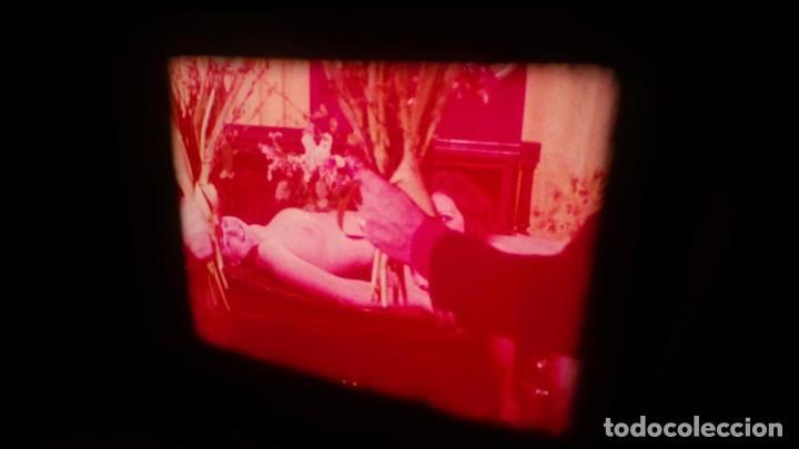 Cine: SUPER 8 MM # 70 RETRO VINTAGE FILM ADULT MOVIE SWEDISH GIRLS ,SUPER 8 ,COLOR , MUDO - Foto 16 - 135074418