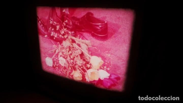 Cine: SUPER 8 MM # 70 RETRO VINTAGE FILM ADULT MOVIE SWEDISH GIRLS ,SUPER 8 ,COLOR , MUDO - Foto 20 - 135074418