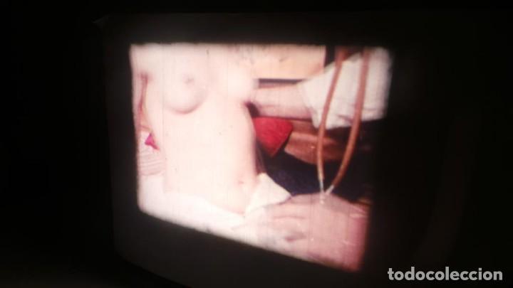 Cine: SUPER 8 MM- DER LANGHOLZ . STOSS RETRO VINTAGE FILM ADULT MOVIE - Foto 13 - 136107990
