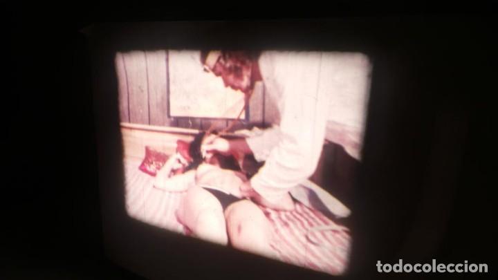 Cine: SUPER 8 MM- DER LANGHOLZ . STOSS RETRO VINTAGE FILM ADULT MOVIE - Foto 15 - 136107990