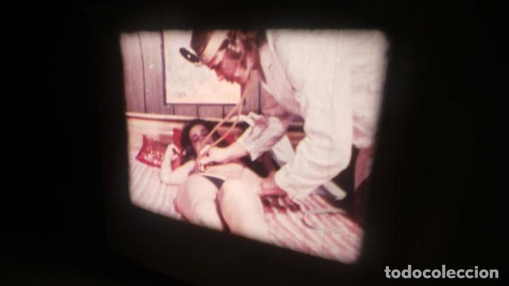 Cine: SUPER 8 MM- DER LANGHOLZ . STOSS RETRO VINTAGE FILM ADULT MOVIE - Foto 16 - 136107990