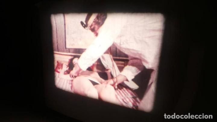 Cine: SUPER 8 MM- DER LANGHOLZ . STOSS RETRO VINTAGE FILM ADULT MOVIE - Foto 17 - 136107990