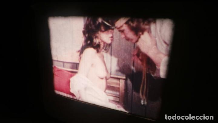 Cine: SUPER 8 MM- DER LANGHOLZ . STOSS RETRO VINTAGE FILM ADULT MOVIE - Foto 26 - 136107990