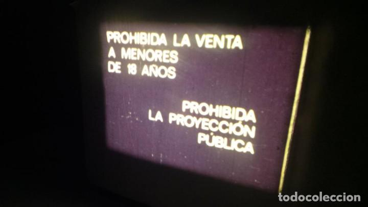 Cine: SUPER 8 MM- DER LANGHOLZ . STOSS RETRO VINTAGE FILM ADULT MOVIE - Foto 31 - 136107990