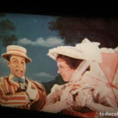 Cine: MARY POPPINS - 1 X 120 - 2 EXTRACTOS EN INGLES. Lote 75010419